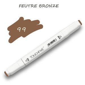 feutre 99 bronze